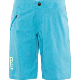 ION Traze Bike Shorts Dame bluejay